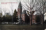 East Hall, Main Building and Divinity Hall, Hillsdale, Mich.