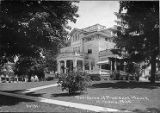 Residence of President Mauck, Hillsdale, Mich