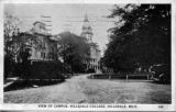 View of Campus, Hillsdale College, Hillsdale, Mich. 298