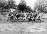 Football game - Class Day, October 4, 1913