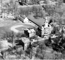 1940s view of campus