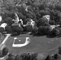 1950s view of campus