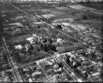 1935 Aerial View of Hillsdale College