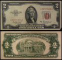 United States, Two Dollar Bill, Series 1953A