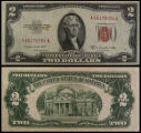 United States, Two Dollar Bill, Series 1953B