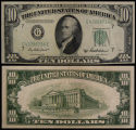 United States, Ten Dollar Bill, Series 1950B