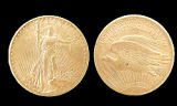 United States, Saint Gaudens Double Eagle $20, 1910-S