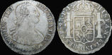 Spain, Charles IV, AR Four Reales, 1808